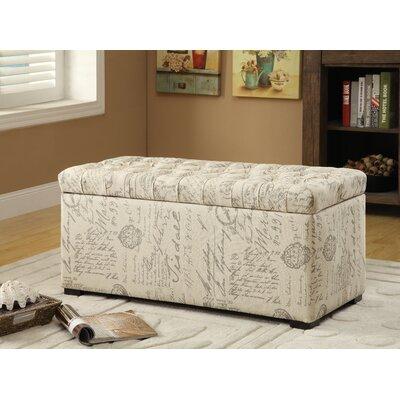 Ander Upholstered Storage Bench