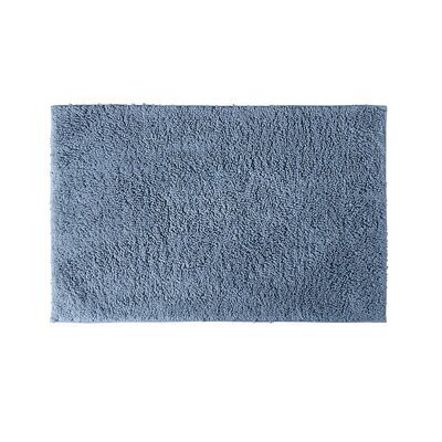 "Roanoke Bath Rug Size: Runner 22"" x 60"", Color: Sky Blue"
