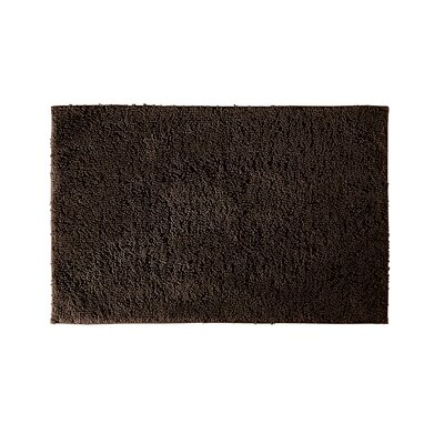 "Roanoke Bath Rug Size: Runner 22"" x 60"", Color: Chocolate"
