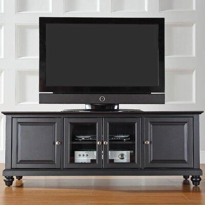"Allingham Low Profile 60"" TV Stand Color: Black"