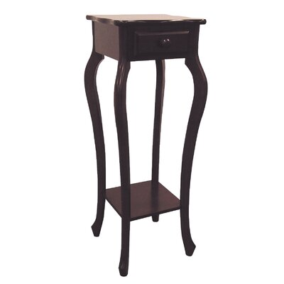 Procter Multi-Tiered Plant Stand Color: Cherry