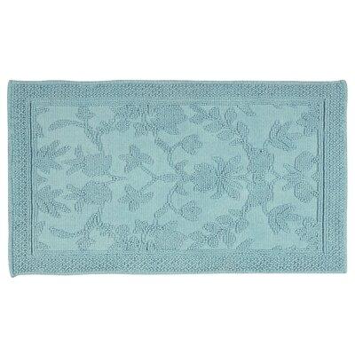 Bloomfield Hills Bath Mat Color: Turquoise