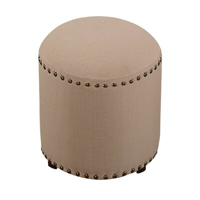 Steinfeldt Backless Vanity Stool Color: Cream