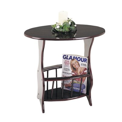 Glenway Magazine Table