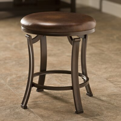 Staten Backless Vanity Stool