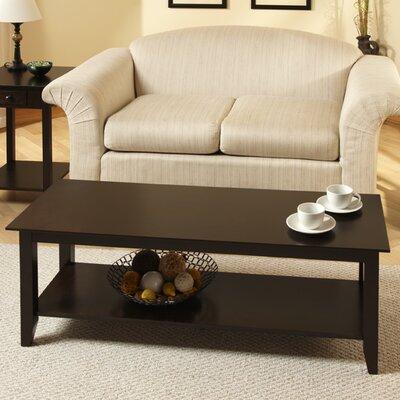Williams Coffee Table Finish: Espresso