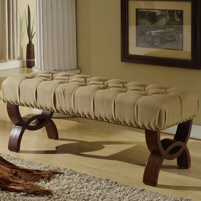 Bowes Upholstered Bench