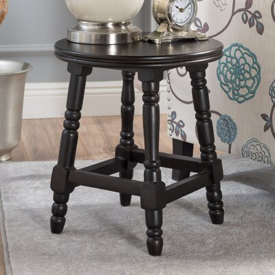 Lauterbach Wood Accent Stool