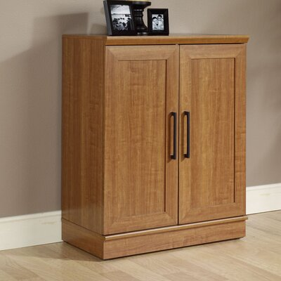 Amboyer Storage Base Cabinet Color: Sienna Oak