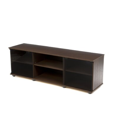 """Keeley 60"""" TV Stand Color: Warm Maple"""