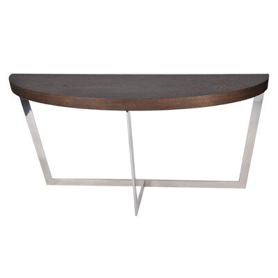 Coyer Console Table Color: Espresso