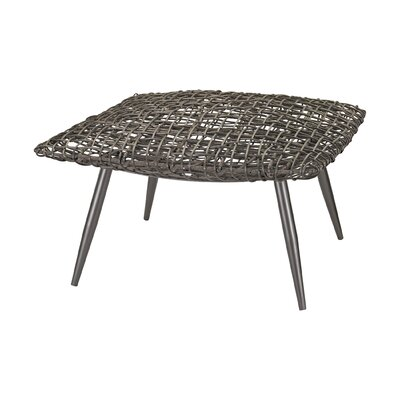 Digirolamo Woven Wicker Stool