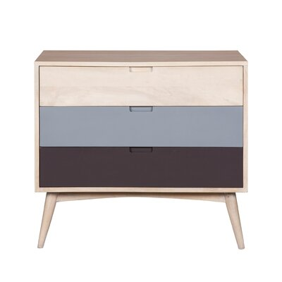 Polen 3 Drawer Accent Chest