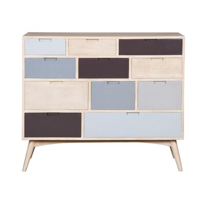 Polen 11 Drawer Chest
