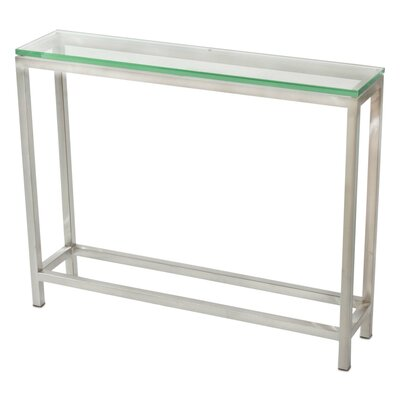 """O""""Hare Console Table Size: 28.5"""" H x 36"""" W x 8"""" D"""