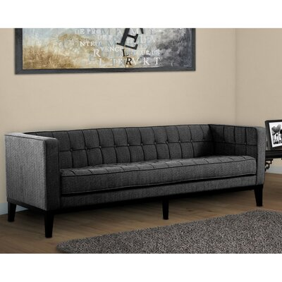 Brayden Studio Verdi Tufted Sofa