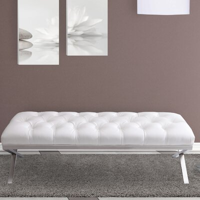 Loden Upholstered Bench
