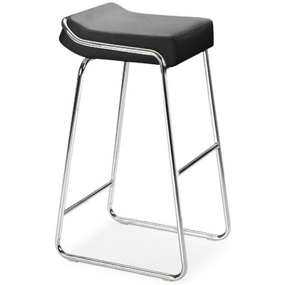"Ramiro 32"" Bar Stool Cushion color: Upholstery"