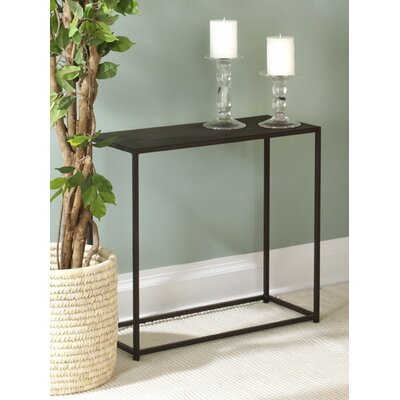 "Woodbury Console Table Size: 22.75"" H x 23.75"" W x 10"" D"