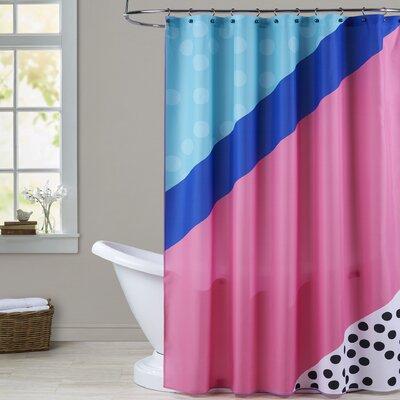 Ashlee Rae Dotti Shower Curtain