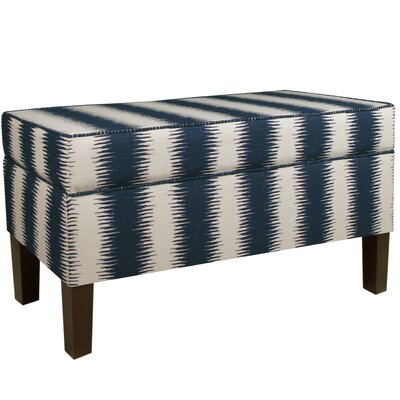 Frederick Wood Storage Bench