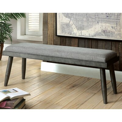Brayden Studio Olsen Wood Bench
