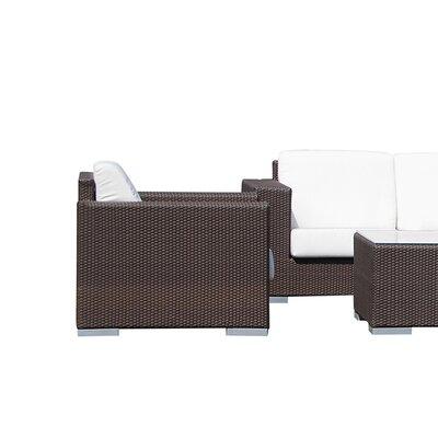 Hicklin 5 Piece Sofa Set with Cushions