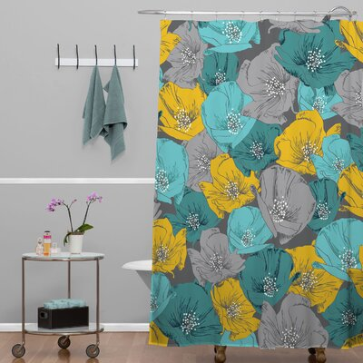 Banda 4 Shower Curtain