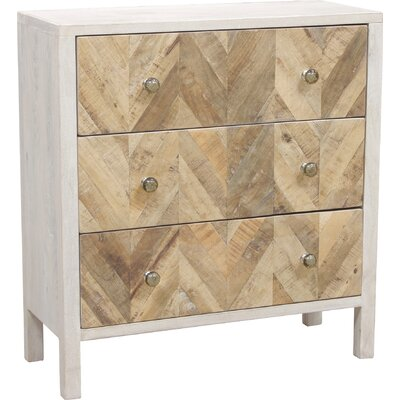 Seybert 3 Drawer Chest