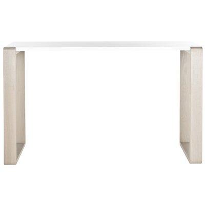 Kennith Console Table Color: Grey