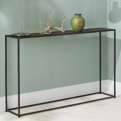 """Woodbury Console Table Size: 29.5"""" H x 47.75"""" W x 10"""" D"""