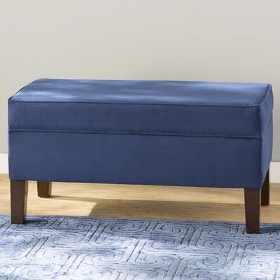 Storage Bench Color: Navy