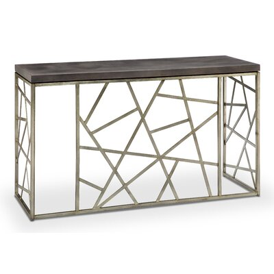 Hiers Rectangle Console Table