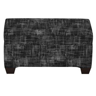 Stutler Linen Upholstered Storage Bench