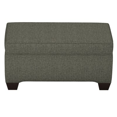 Sullins Upholstered Storage Bench Upholstery: Zuma Charcoal