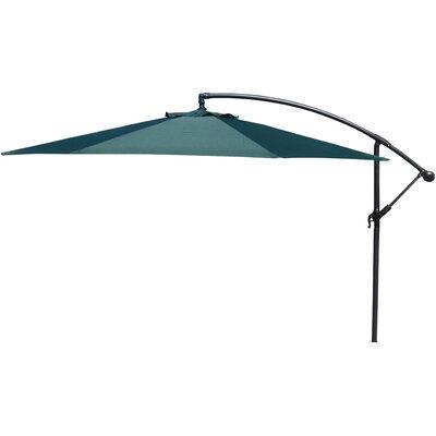 Trotman 10' Cantilever Umbrella Fabric: Green