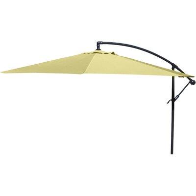 Trotman 10' Cantilever Umbrella Fabric: Yellow
