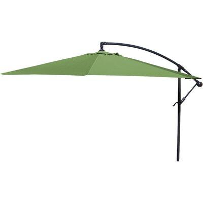 Trotman 10' Cantilever Umbrella Fabric: Olive