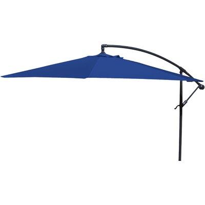 Trotman 10' Cantilever Umbrella Fabric: Royal