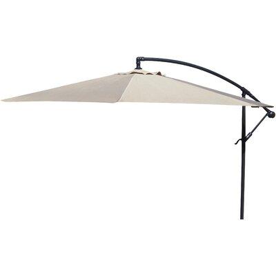 Trotman 10' Cantilever Umbrella Fabric: Natural