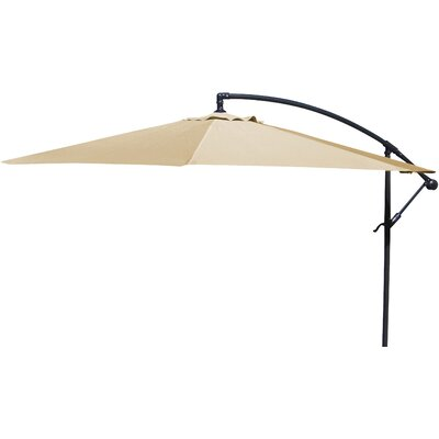 Trotman 10' Cantilever Umbrella Fabric: Khaki