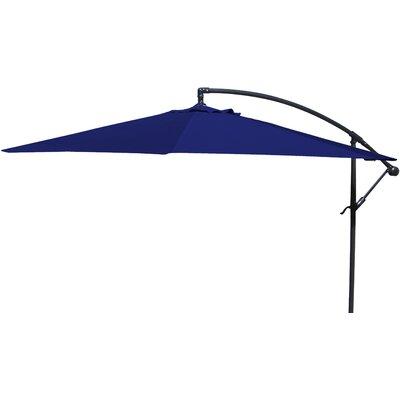 Trotman 10' Cantilever Umbrella Fabric: Navy