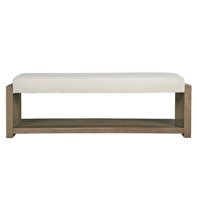 Dalke Fabric Storage Bench