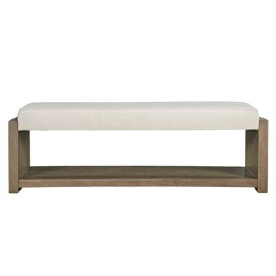 Dalke Fabric Storage Bench