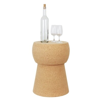 Sanner Cork Accent Stool