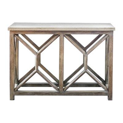 Niemann Stone Console Table