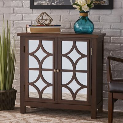 Antrim Accent Cabinet Color: Dark Walnut