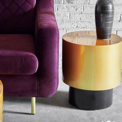 Fieldston Accent Stool