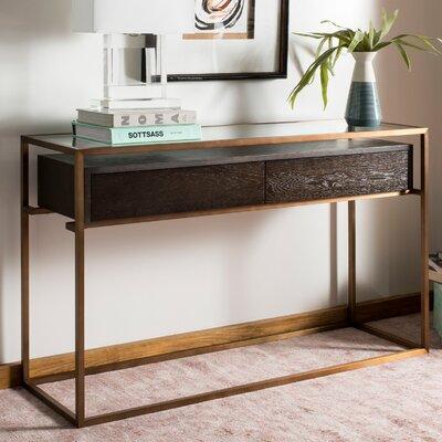 Lees Oak Console Table