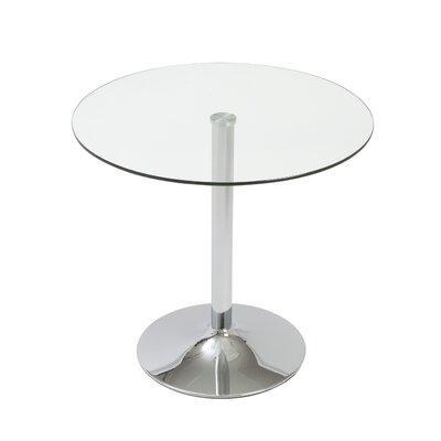 """Dusek Bistro Pub Table Size: 42.13"""" H x 31.5"""" W x 31.5"""" D"""